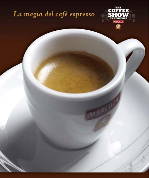 Stand Espresso